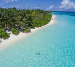 Relaxing 6 days in Maldives
