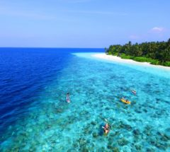 Have a break and enjoy 3 Nights on the Beach in Maldives