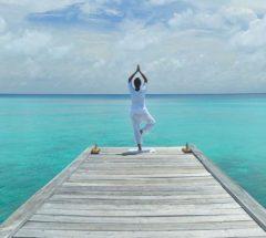 Relax and enjoy 7 nights of Maldives yoga