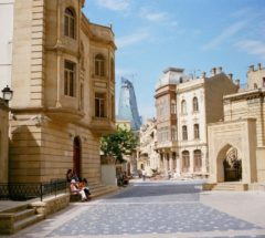 5 days and 4 nights in Baku