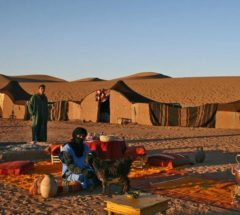 Unforgettable trip to Zagora Desert Camp for 2 days