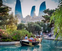 Trip to Baku for 5 days and 4 nights