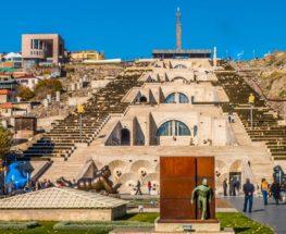 جولة لـ أرمينيا لمدة 9 أيام
