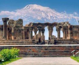 اكشتف أفضل ما في أرمينيا- جولة لـ 5 أيام