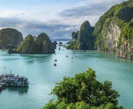 جولة فى فيتنام الفاخرة في 10 أيام