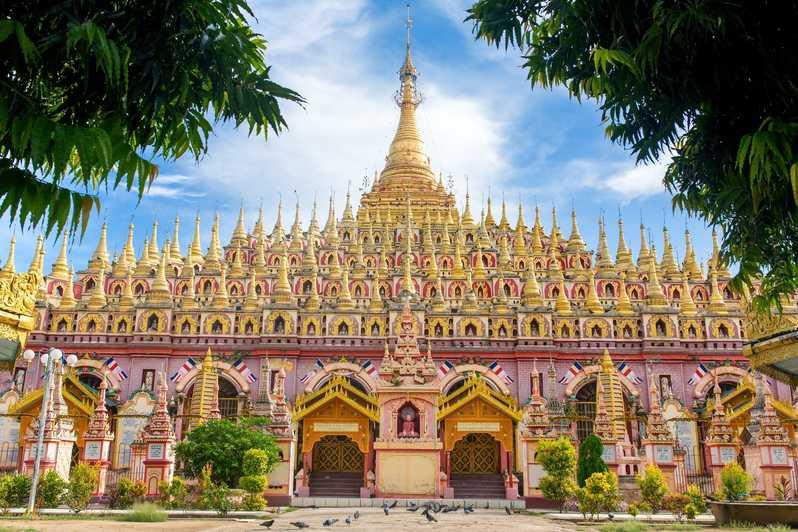 جولة حول ميانمار في 8 أيام