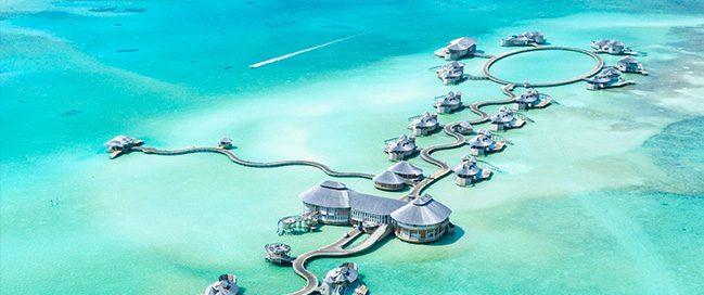 عن جزر المالديف