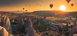A great tour in Cappadocia, Ephesus, and Pamukkale