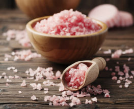 Renew your body and soul with the Himalayan salt sauna bath