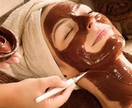 Feel relaxed with this Chocolate body massage