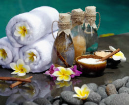 Shine with our herbal body scrubbing