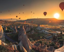 A great tour in Cappadocia, Ephesus, and Pamukkale