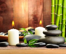 Enjoy a perfect Hot stone massage for relaxing