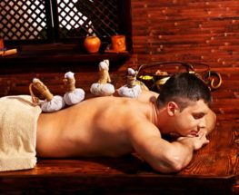 Casa Royal Moroccan bath for men