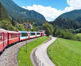Treat yourself with a wonderful trip in Switzerland