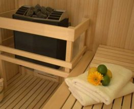 Pamper yourself with the Herbal massage with steam bath