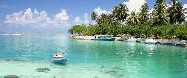 - جزيرة أدو المرجانية
