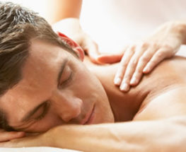 Get 120 minutes of Office Syndrome Massage