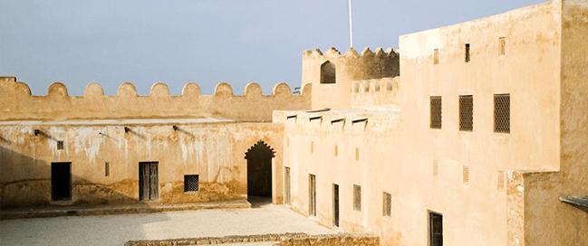 أشياء يمكنك القيام بها في قلعة البحرين: