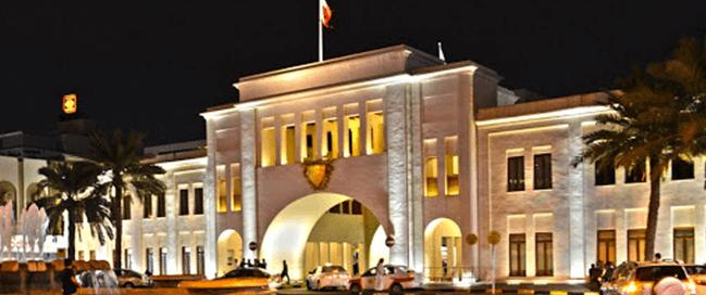تجديد باب البحرين