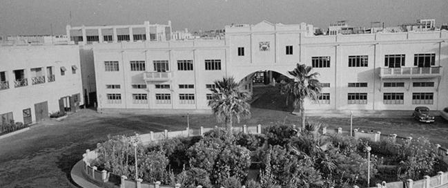 تاريخ باب البحرين