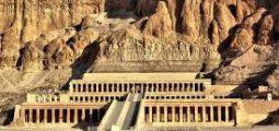 الأقصر الضفة الغربية وادي الملوك ، معبد حتشبسوت
