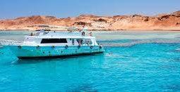 الغطس في جزيرة تيران مع غداء على القارب
