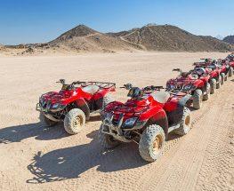 biking adventure in Sharm El Sheikh