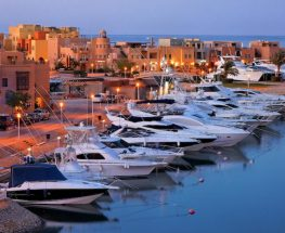 Magical Sightseeing Tour in El Gouna From HURGHADA