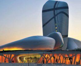 جولة رائعة في مركز الملك عبد العزيز الثقافي العالمي