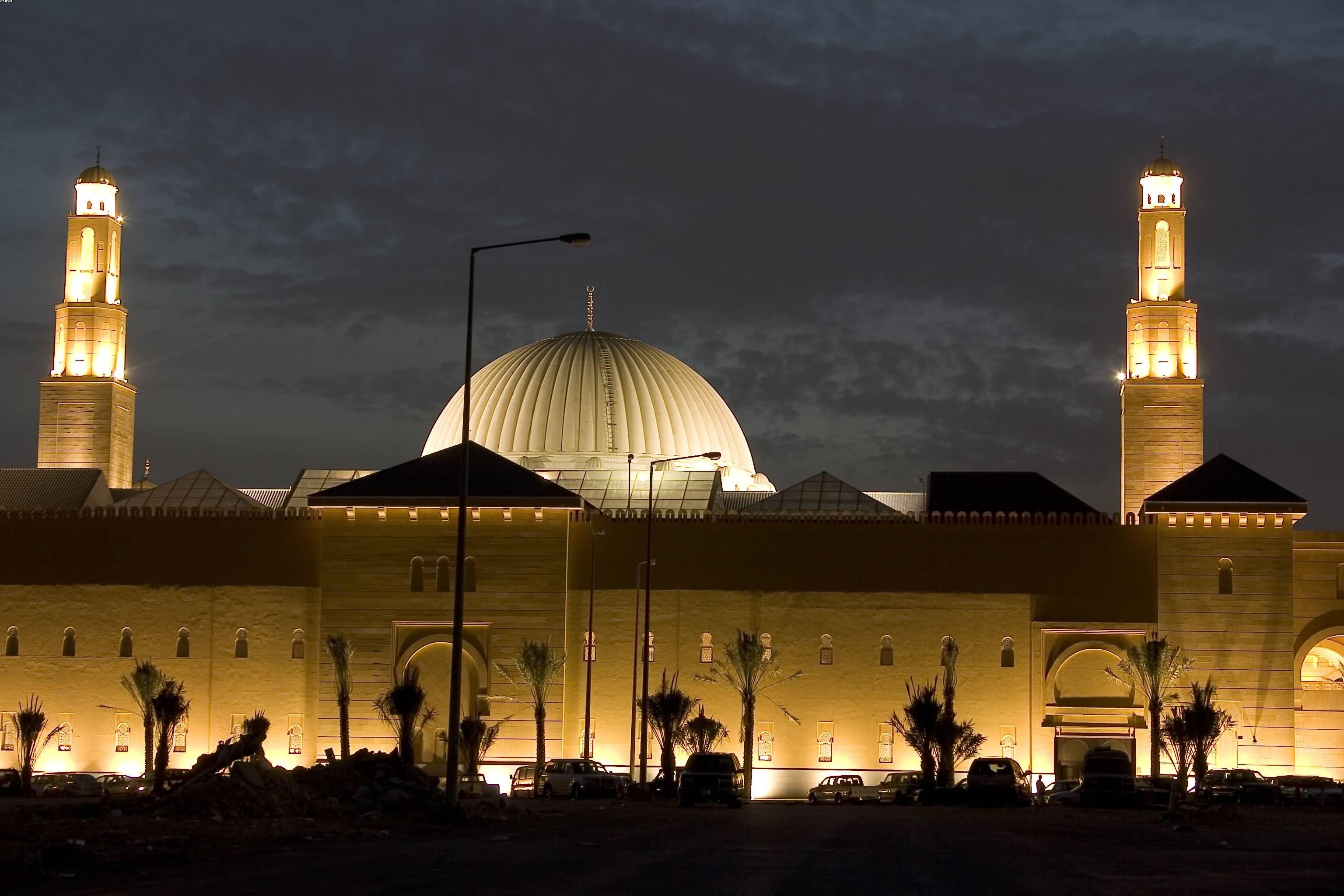 Imam Turki Bin Abdullah Grand Mosque