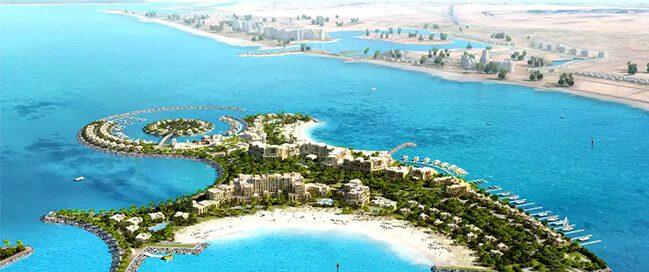 جزيرة المرجان