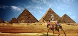 استمتع ببعض معالم مصر القديمة والبحر الأحمر