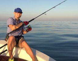 Fishing Trip on Jarada Island