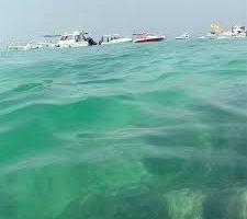 Snorkeling / Boat Trips at the charming Jarada Island
