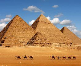 رحلة مليئة بالإثارة للقاهرة / شرم الشيخ لمدة 8 أيام