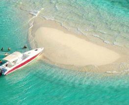 استمتع برحلة صيد مثيرة في جزيرة جرادة