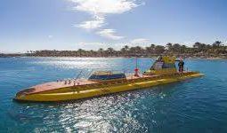 تجربة ومغامرة فريدة في هذه الغواصة في دهب