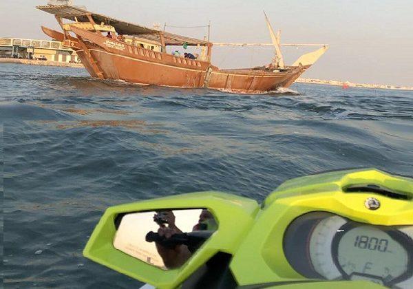 استمتع بركوب الجيت سكي فى البحرين