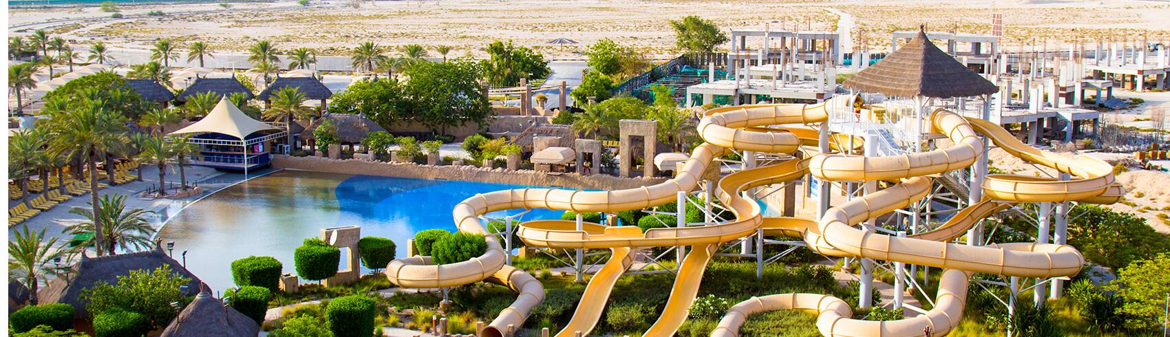 Lost Paradise Water Park Bahrain