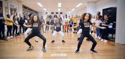 دروس الرقص الأفرو