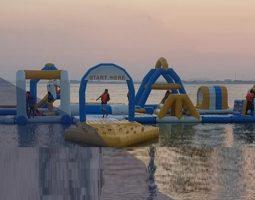 Water Park In Aldar Island