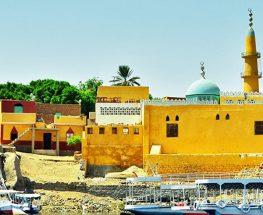أسوان والأقصر من القاهرة