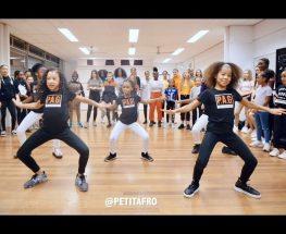 Afro Dance Classes