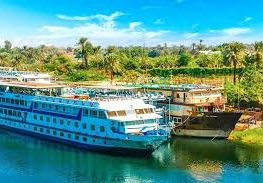 3 Nights Nile cruise from Aswan to Luxor