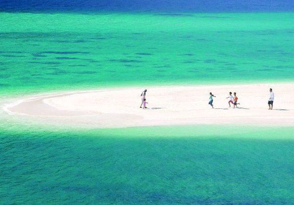جمال جزيرة جرادة عرض محدود  (ست ساعات)