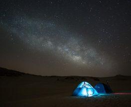 استمتع بمغامرة تخييم لمدة ليلة واحدة في الفيوم