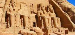 رحلة لمدة 3 أيام أسوان وأبو سمبل والأقصر من القاهرة بالطائرة
