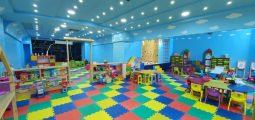 أكبر منطقة للعب الأطفال في مصر