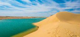 رحلة ليوم واحد في البحيرة المسحورة بالفيوم (ماجيك ليك)